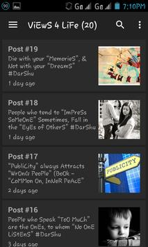 ViEwS 4 LiFe apk screenshot