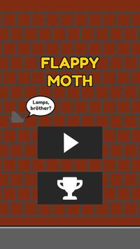 Flappy Moth poster