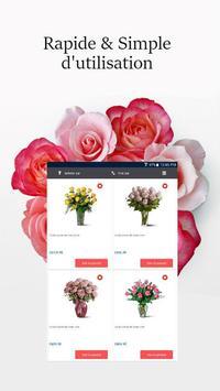 LeFleuriste.com: Send flowers! screenshot 2