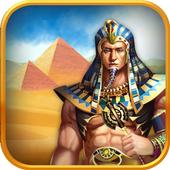 Pharaoh's Gems Swap icon