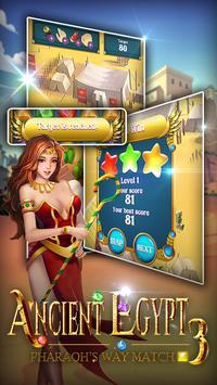 Pharaoh's Gems Swap apk screenshot