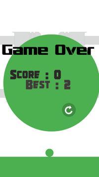 Tap the Ball apk screenshot