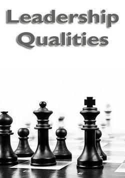 Leadership Qualities poster