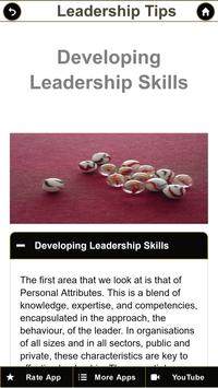 Leadership Tips screenshot 3