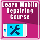 Learn Mobile Repairing icon
