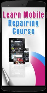 Learn Mobile Repairing poster