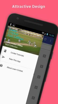 Tutorials for Cricket Offline poster