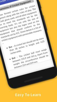Tutorials for Cricket Offline screenshot 3
