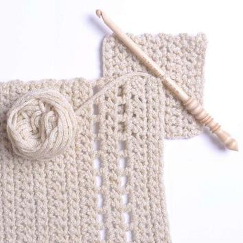 Learn Crochet poster