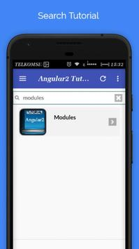 Tutorials for Angular2 Offline screenshot 2