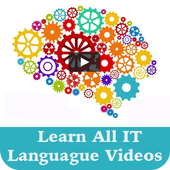 Learn All IT Languague Videos icon