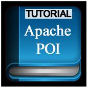 Tutorials for Apache POI (Word) Offline icon