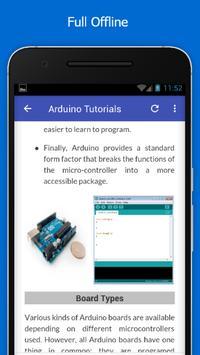 Tutorials for Arduino Offline screenshot 4