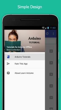 Tutorials for Arduino Offline poster