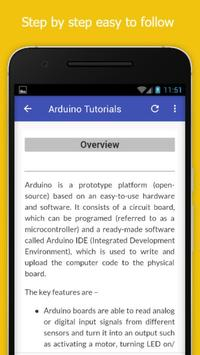 Tutorials for Arduino Offline screenshot 3