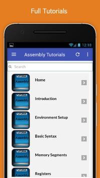 Tutorials for Assembly Offline screenshot 1