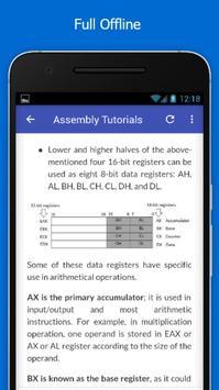 Tutorials for Assembly Offline screenshot 4