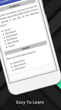 Tutorials for Brazilian Jiu Jitsu Offline screenshot 3