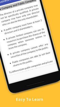 Tutorials for Business Law Offline screenshot 3