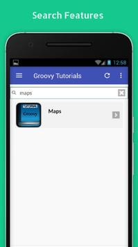Tutorials for Groovy Offline screenshot 2