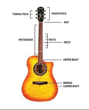 Learn Guitar For Beginners poster