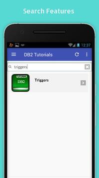 Tutorials for DB2 Offline screenshot 2