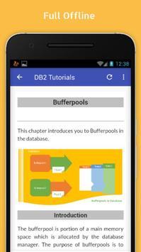 Tutorials for DB2 Offline screenshot 4