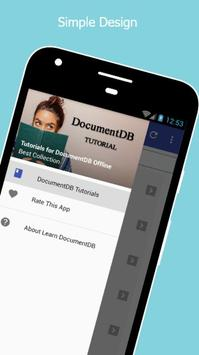 Tutorials for DocumentDB Offline poster