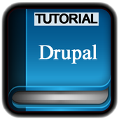 Tutorials for Drupal Offline icon