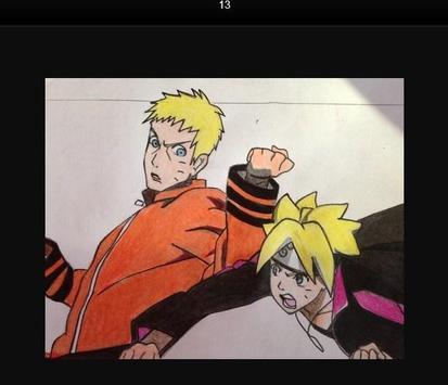 How to Draw Naruto screenshot 1