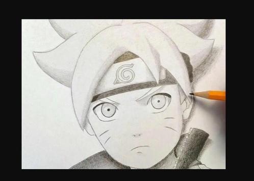 How to Draw Naruto screenshot 2