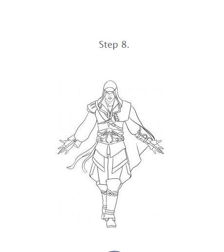How To Draw Assasins Creed Easy For Android Apk Download