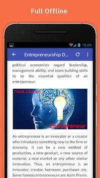 Tutorials for Entrepreneurship Development Offline screenshot 4