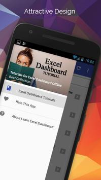 Tutorials for Excel Dashboard Offline poster