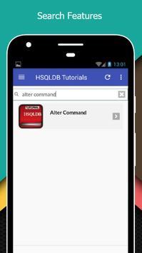 Tutorials for HSQLDB Offline screenshot 2