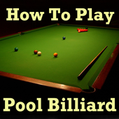 Learn How 2 Play Pool Billiard icon