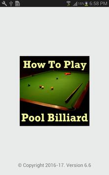 Learn How Play Pool Billiard APK Download Free Entertainment APP - How to play pool table