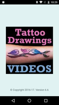 Learn How To Draw Tattoos poster