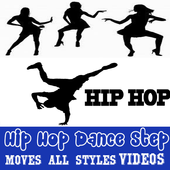 Learn How to Dance Hip Hop Step by Step Moves icon