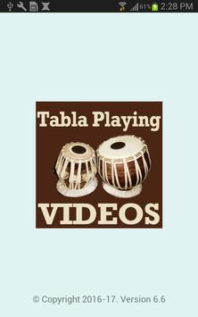 Learn How to Play TABLA Videos poster