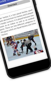 Tutorials for Hockey Offline screenshot 3