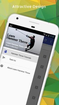 Tutorials for Hammer Throw Offline poster
