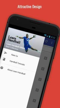 Tutorials for Handball Offline poster