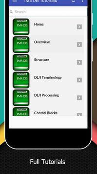 Tutorials for IMS DB Offline screenshot 1
