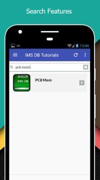 Tutorials for IMS DB Offline screenshot 2