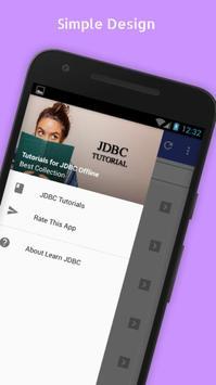 Tutorials for JDBC Offline poster