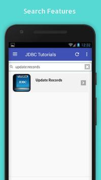 Tutorials for JDBC Offline screenshot 2