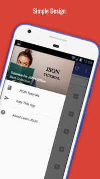 Tutorials for JSON Offline poster