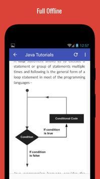 Tutorials for Java Offline screenshot 4