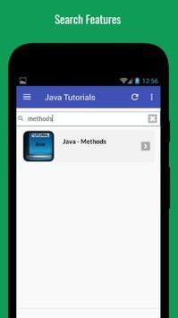 Tutorials for Java Offline screenshot 2